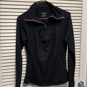 Women's ASICS exercise jacket